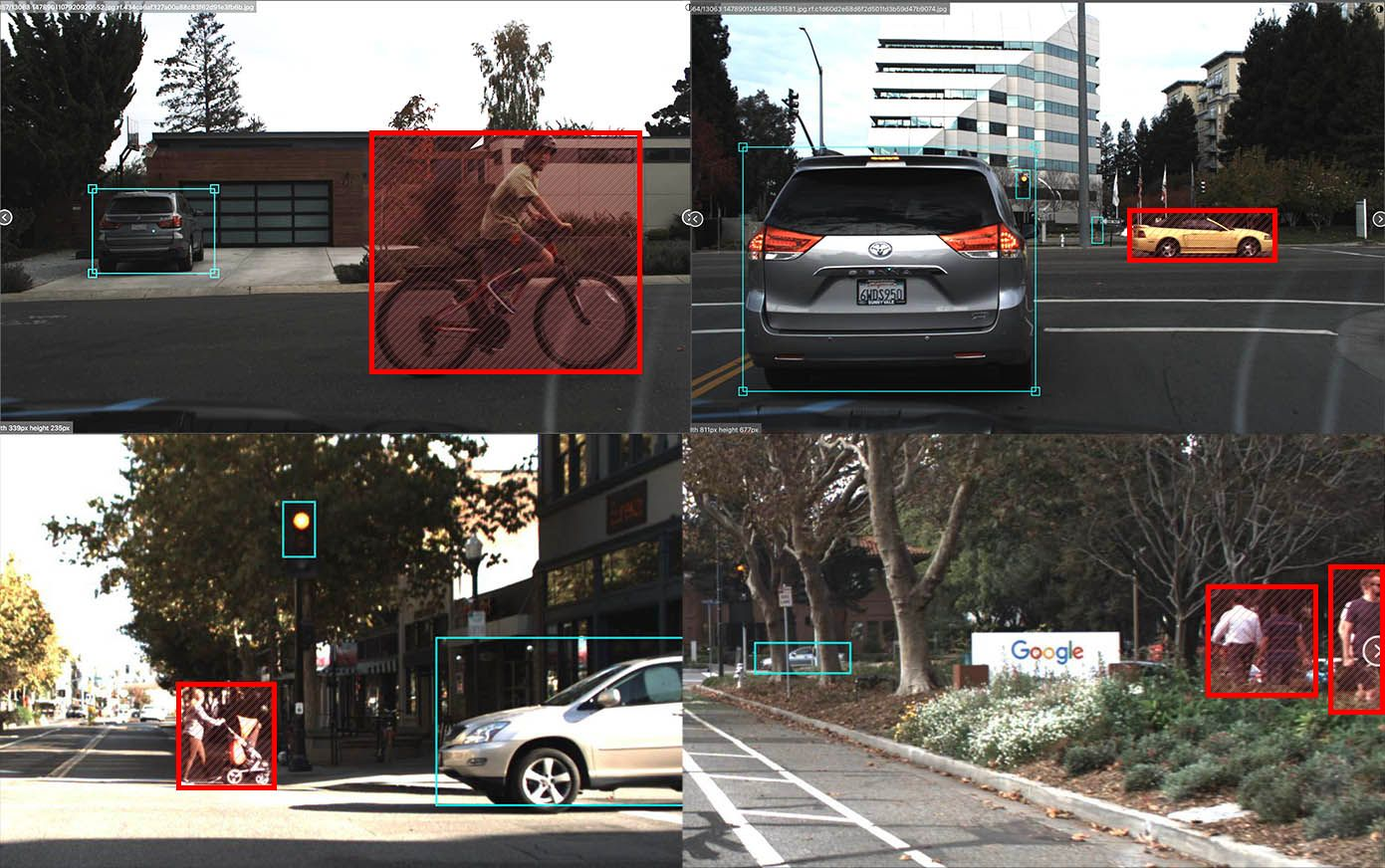 A popular self-driving car dataset is missing labels for hundreds of pedestrians