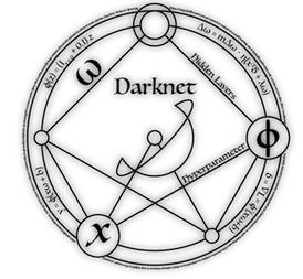 Darknet logo.