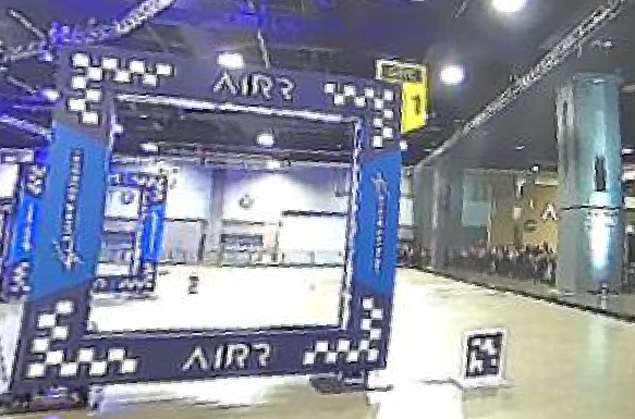 Drone gate.