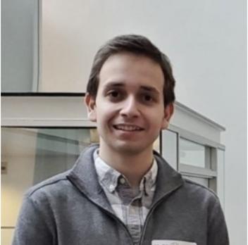 A photo of Michael Shamash, a Master's Student at Canada's McGill University.